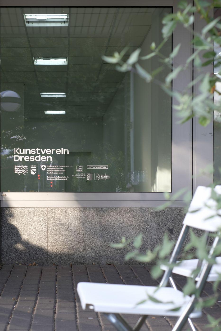 Characters to be reactivated, Kunstverein Dresden